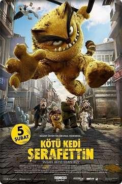 Kötü Kedi Şerafettin - 2016 (Yerli Film) MKV indir