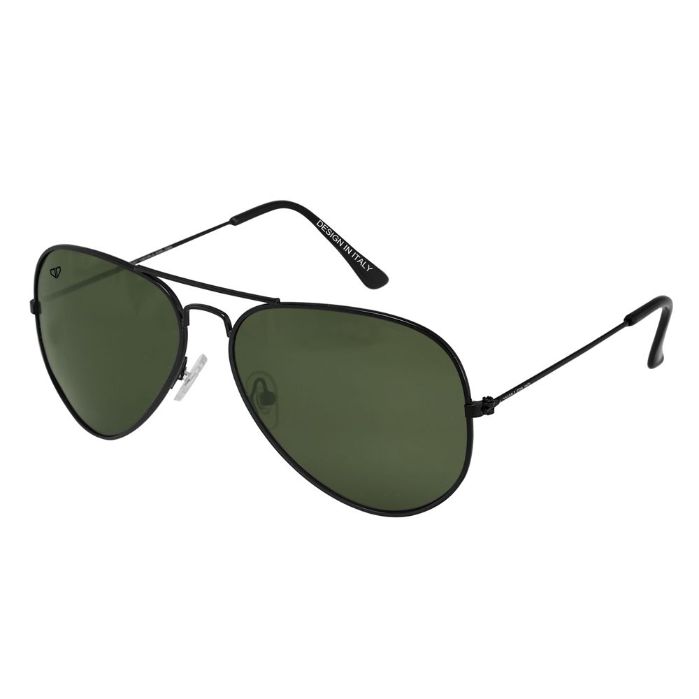 Walrus Aristrocrat Green Color Unisex Aviator Sunglass - WS-AST-040202