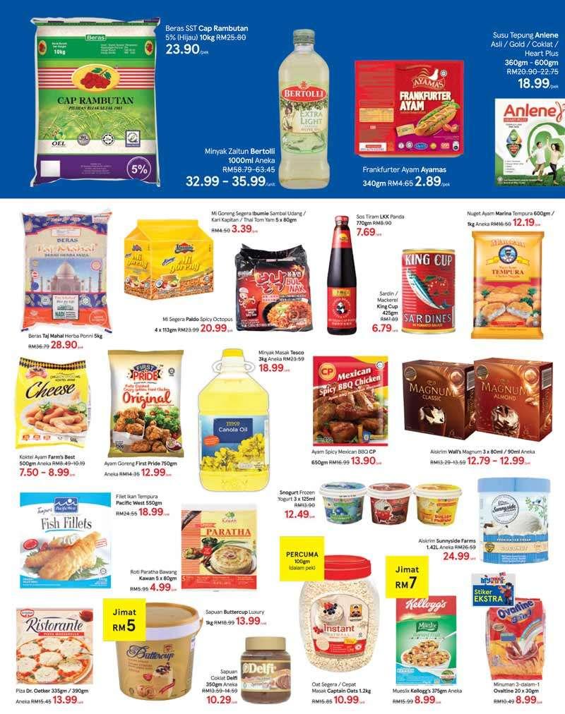 Tesco Malaysia Weekly Catalogue (7 Sep 2017 - 13 Sep 2017)