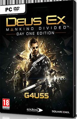 Deus Ex Mankind Divided A Criminal Past DOWNLOAD PC ITA (2017)