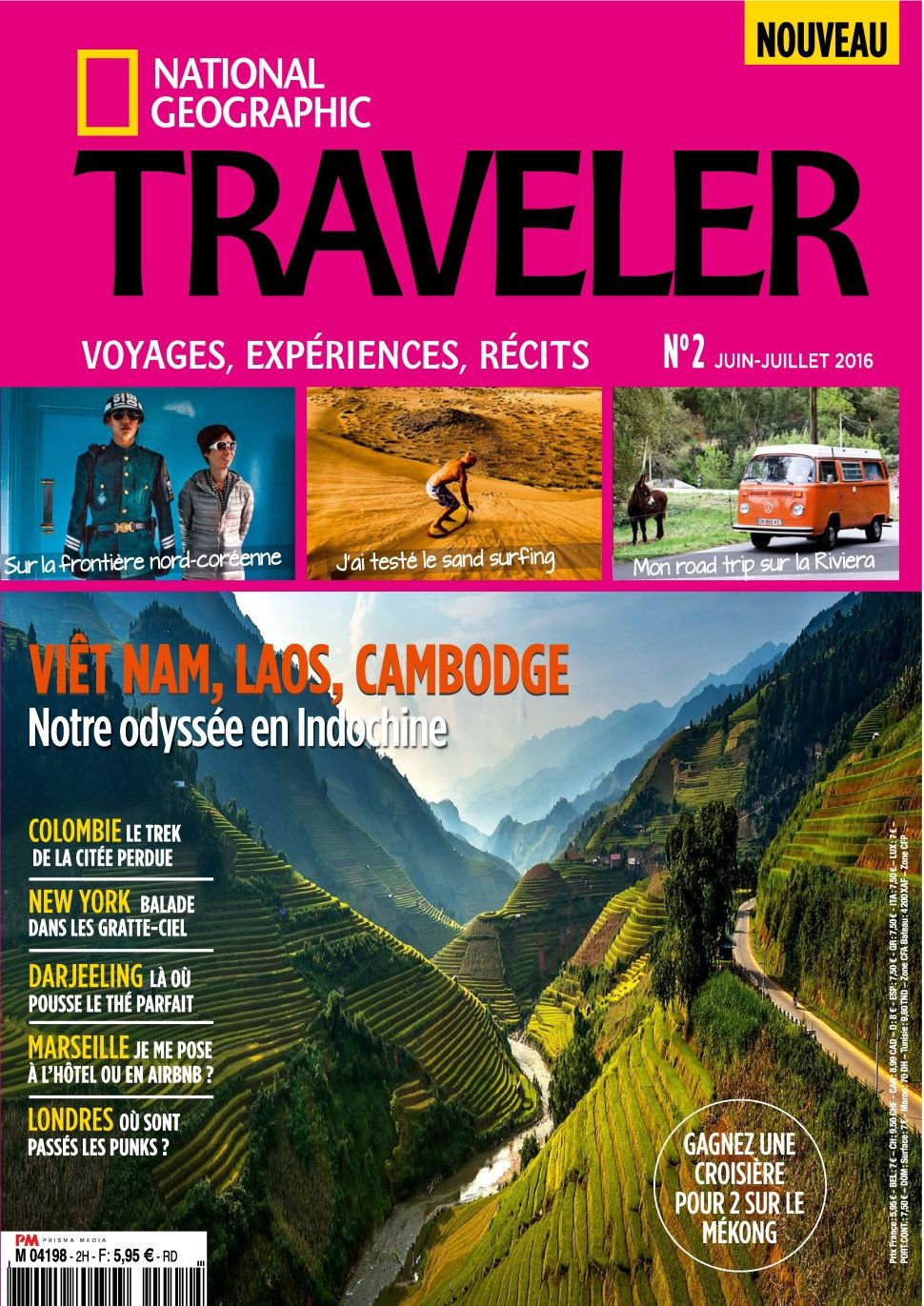 National Geographic Traveler 2 - Juin/Juillet 2016