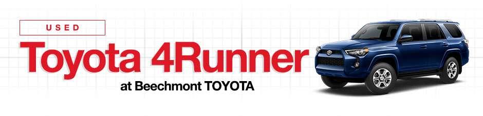 Used Toyota 4Runner For Sale in Cincinnati, Ohio