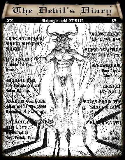 The Devil's Diary XX: Walpurgisnacht XLVIII A.S.