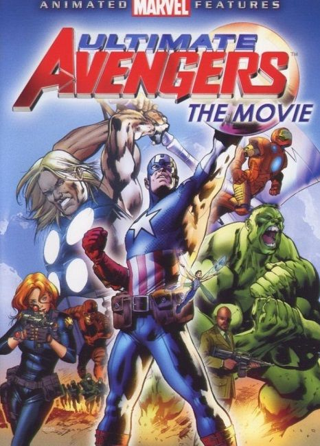 Ultimate Avengers The Movie [Latino]