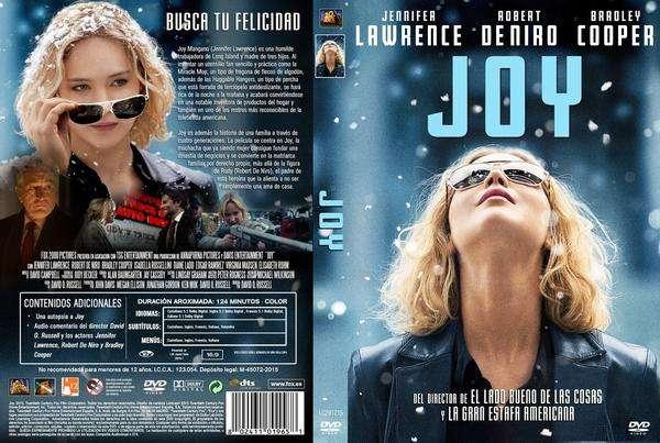 Joy: O Nome do Sucesso Torrent – BluRay Rip