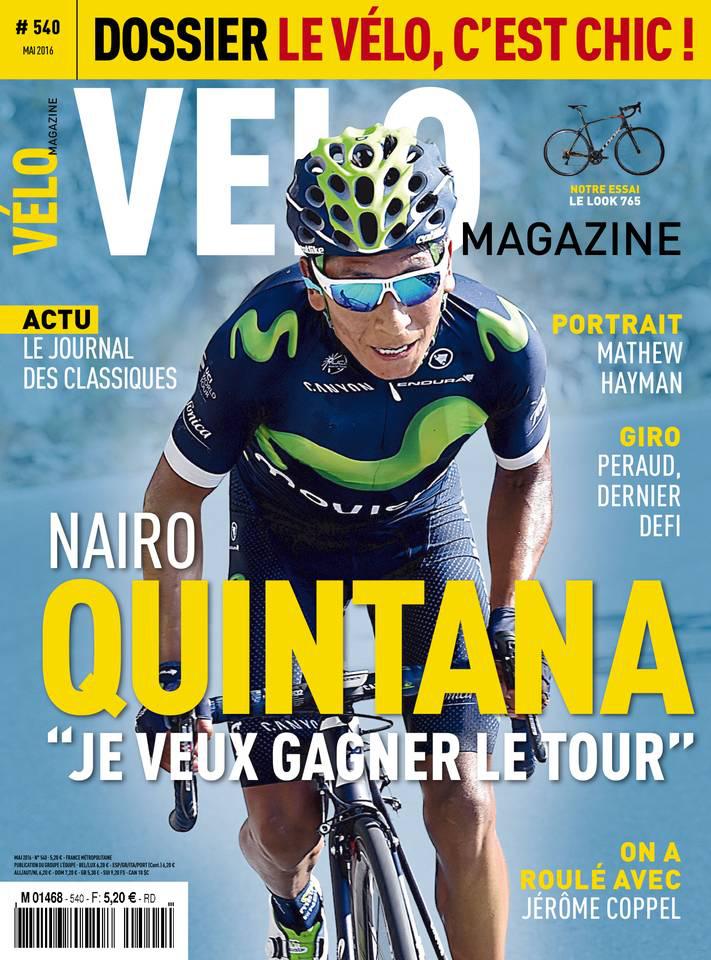 Vélo Magazine - Mai 2016
