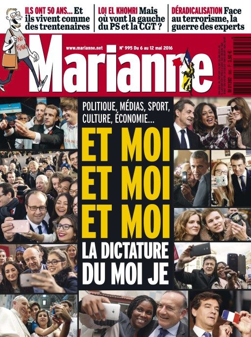 Marianne 995 - 6 au 12 Mai 2016