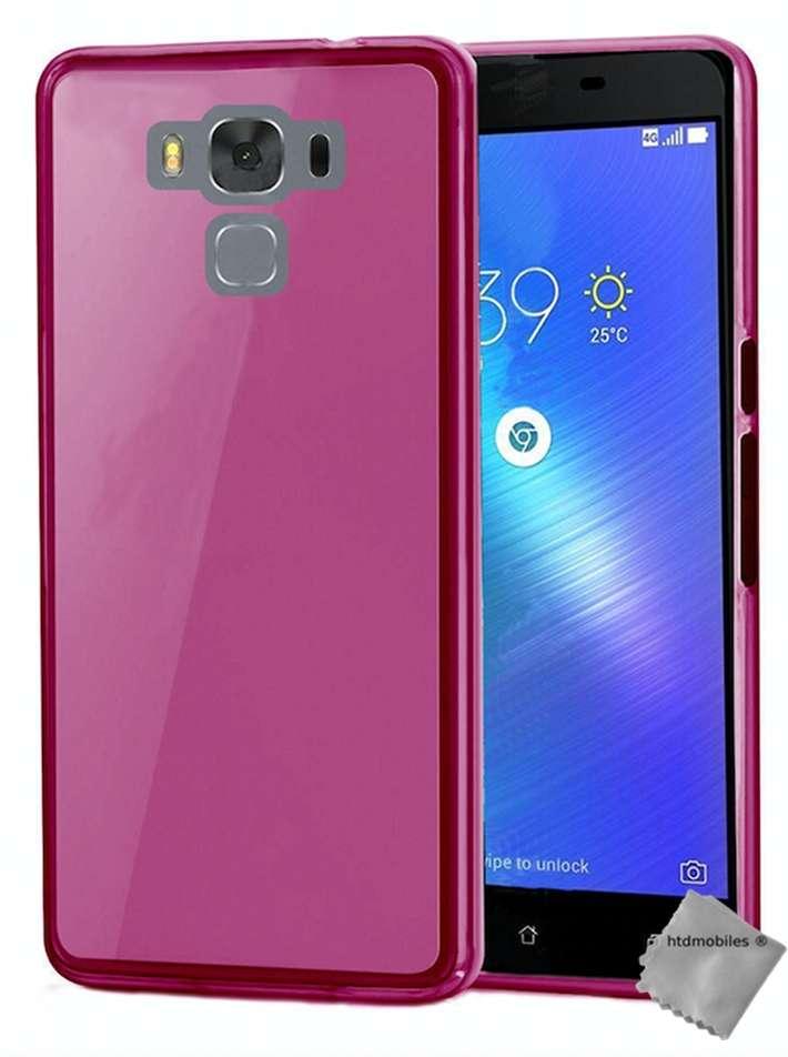 Housse-etui-coque-silicone-gel-Asus-Zenfone-3-Max-Plus-ZC553KL-verre-trempe