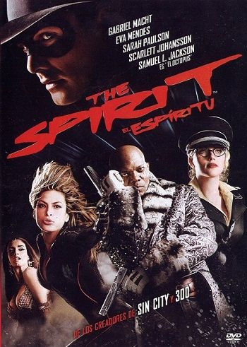 The Spirit [2008] [DVD-5] [Latino] [MG]
