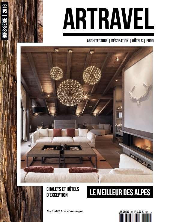 Artravel Hors-Série - Les Alpes 2016