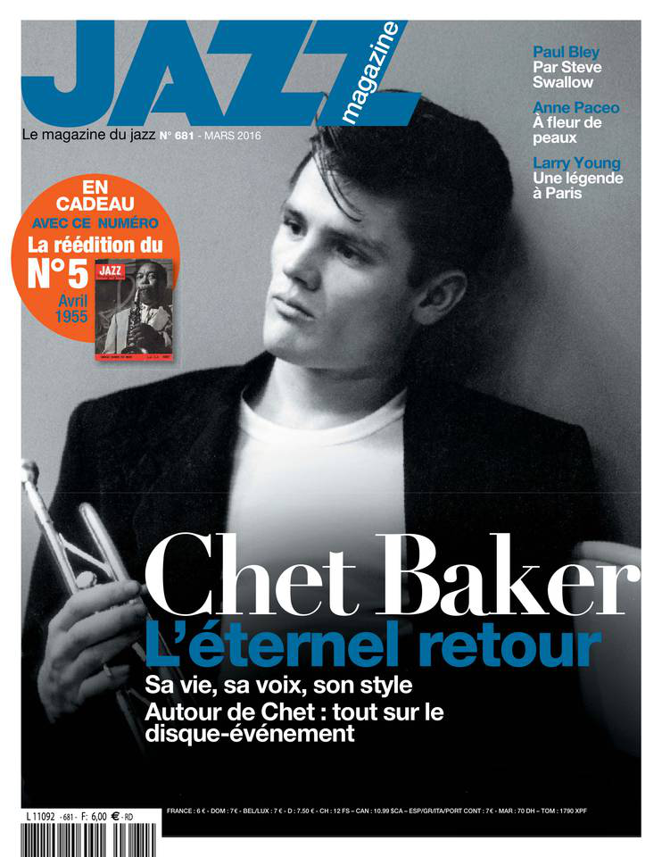 Jazz Magazine - Mars 2016