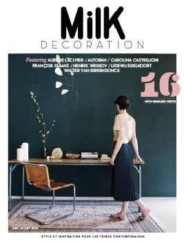 MilK Decoration - Juin - Juillet 2016
