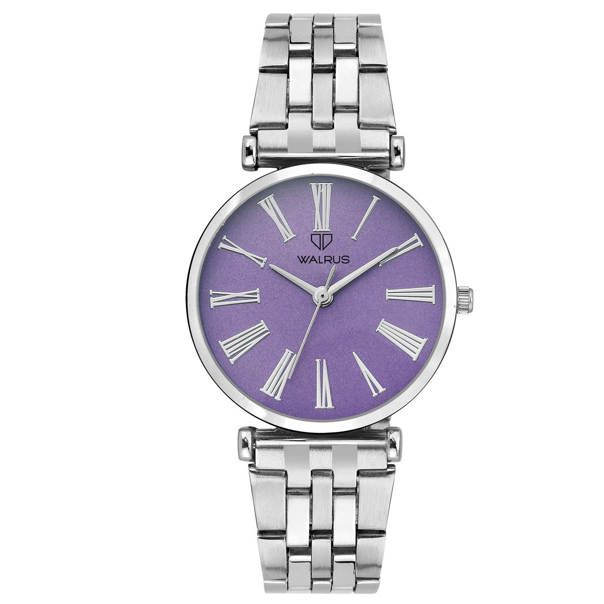 Walrus Layla Chain Purple Color Analog Women Watch -WWW-LYL-CH-140707