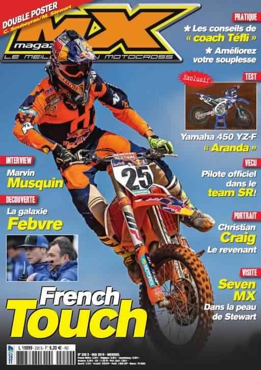 MX Magazine 220 - Mai 2016