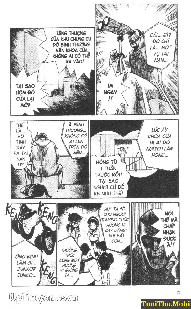 đọc truyện Conan bộ đặc biệt chap 2 trang 11