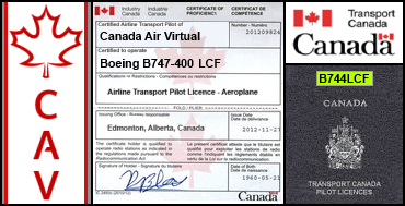 Boeing B747-400 LCF Liftmaster Certification Flight