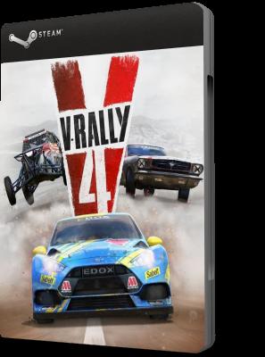 [PC] V-Rally 4 - Update v1.03 (2018) - FULL ITA