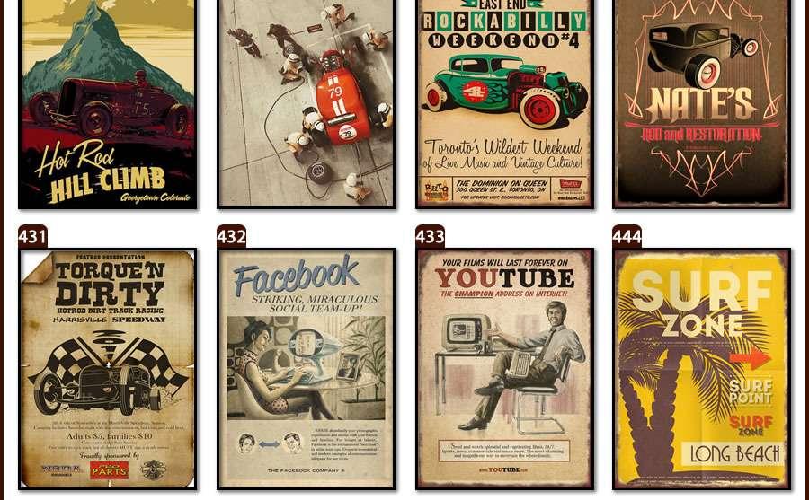 Placas, Vintage, Retro, Cerveja, Decoração, Antigas, MDF, Mariyln Monroe, Coca Cola, Drink, Facebook, Skype, Twitter, Motos, Música