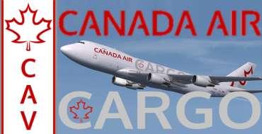 Canada Air Cargo B747-400F Tour