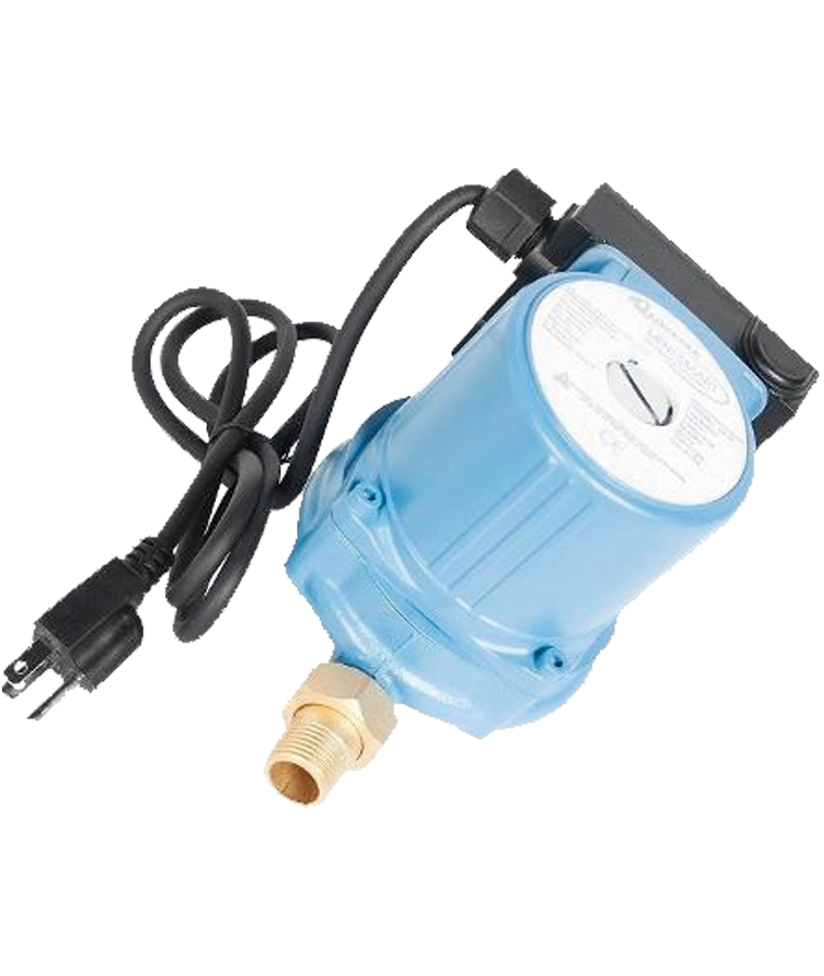 Bomba Presurizadora Minismart 1/6 Hp Para Agua Caliente