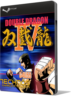[PC] Double Dragon IV (2017) - ENG
