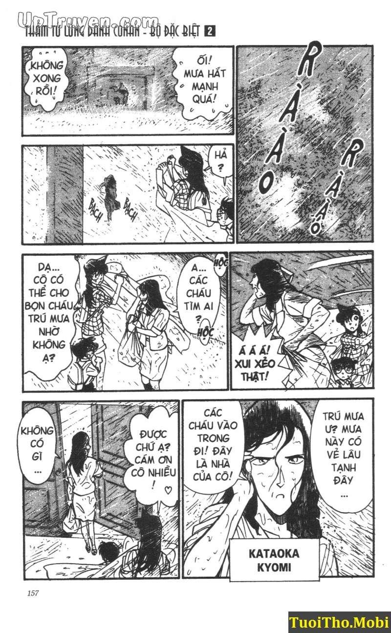 đọc truyện Conan bộ đặc biệt chap 17 trang 2