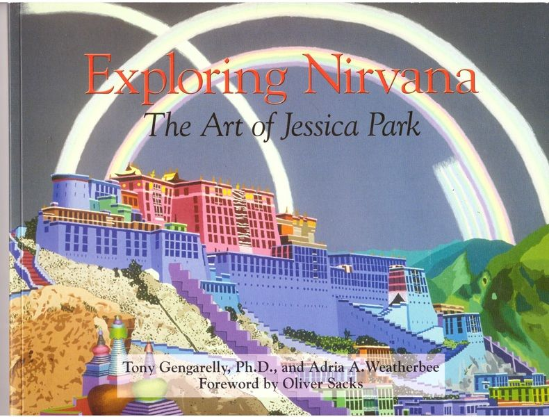 Exploring Nirvana: The Art of Jessica Park