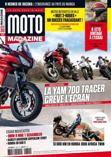 Moto Magazine - Septembre 2016