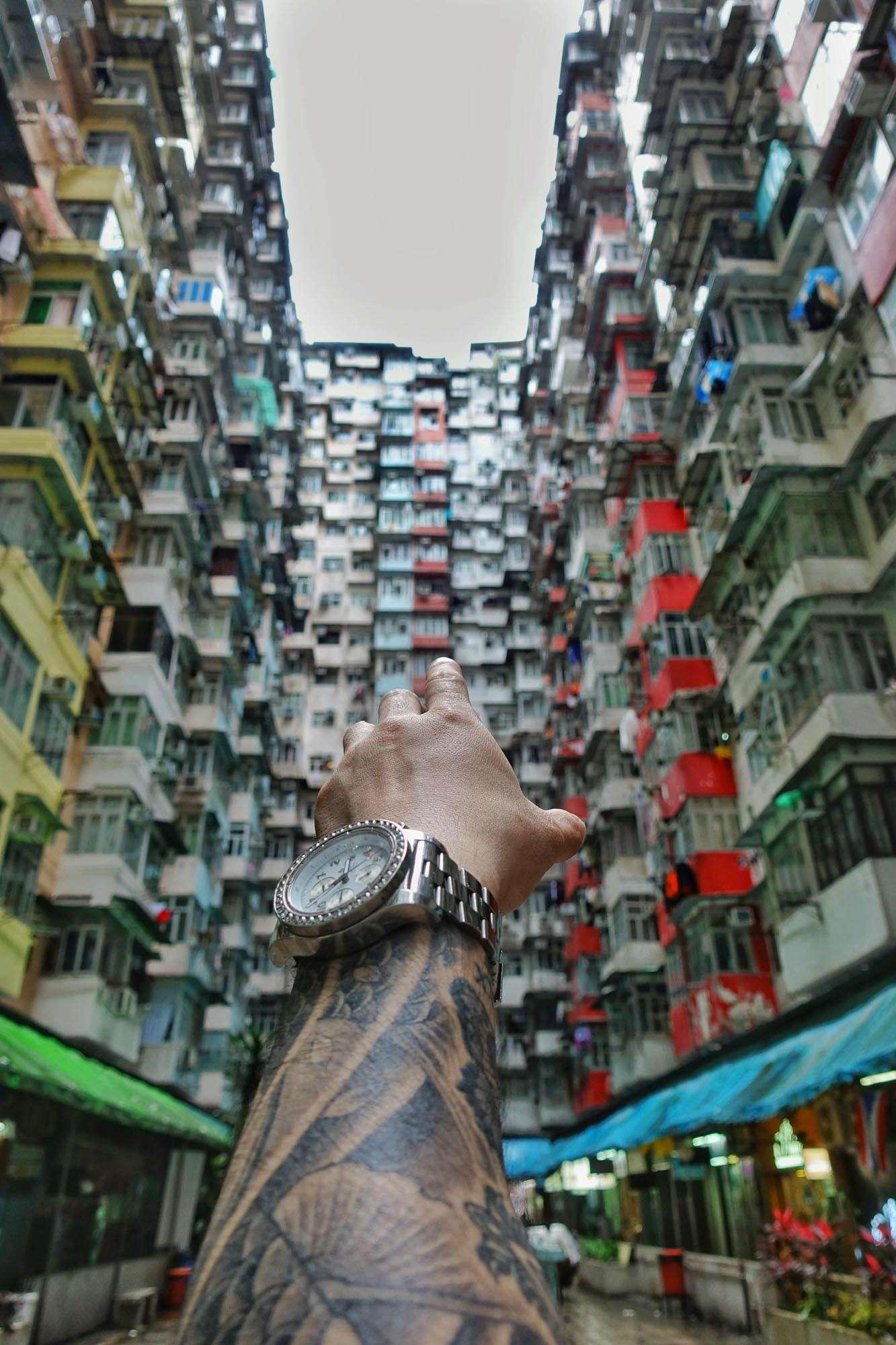 Quarry Bay Hong Kong