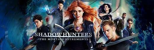 Shadowhunters - Sezon 2 - 720p HDTV - Türkçe Altyazılı