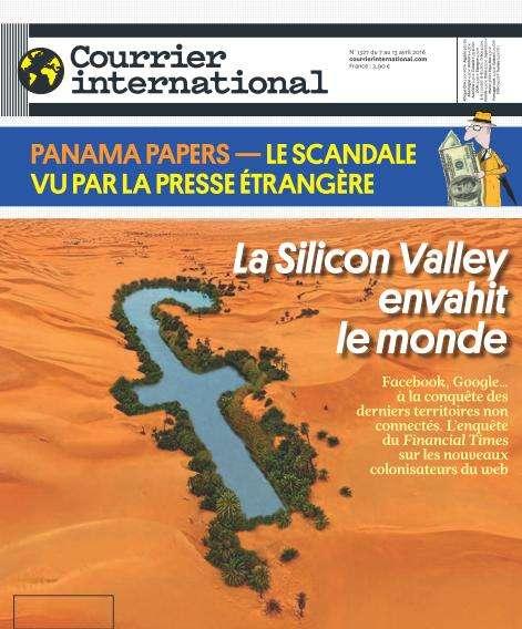 Courrier International - 7 au 13 Avril 2016