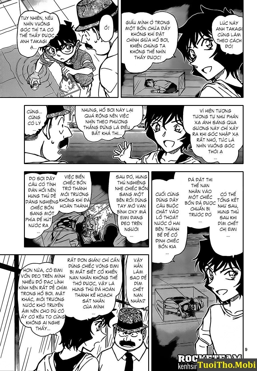 conan chương 905 trang 9