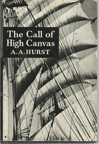 The call of high canvas, Hurst, A.A.