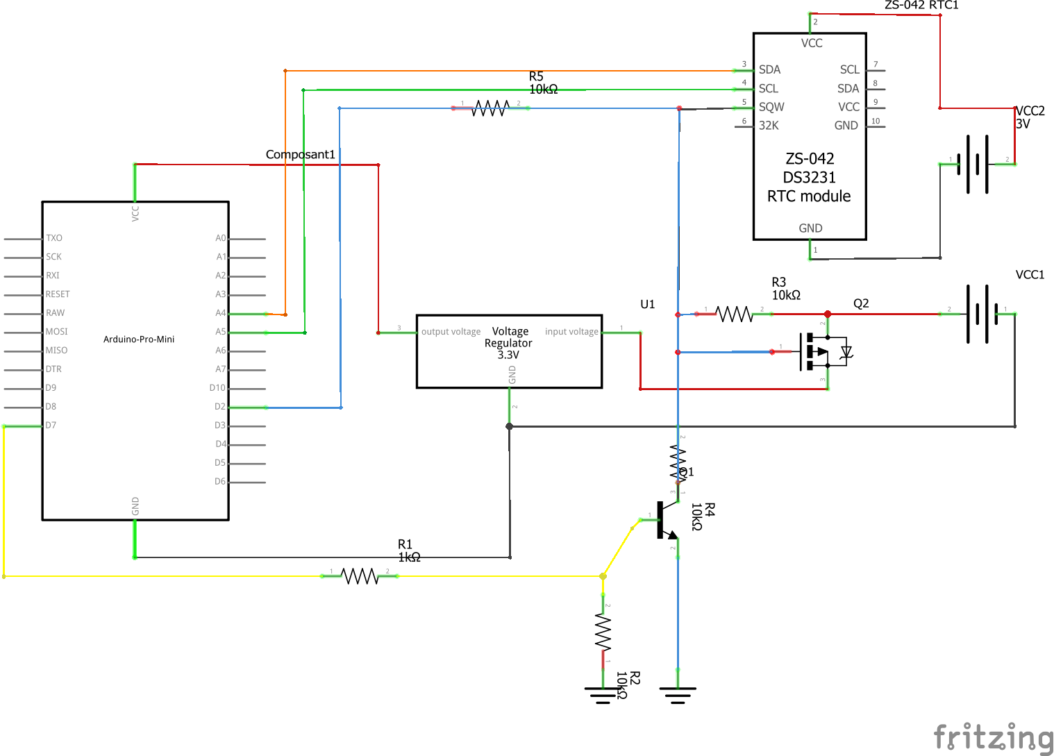 Power On Off With Ds323rtc Npn Transistor Diagram Http Hadesmechnorthwesternedu Indexphp Thanks A Lot For Your Valuable Contribution In This Forum And Advices