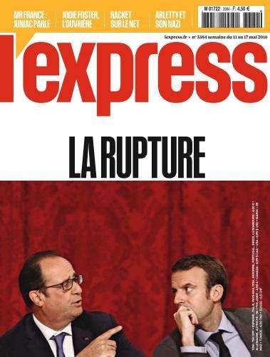 L'Express - 11 au 17 Mai 2016