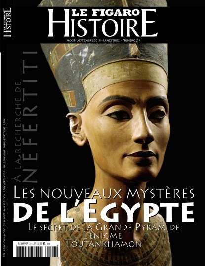 Le Figaro Histoire - Août/Septembre 2016