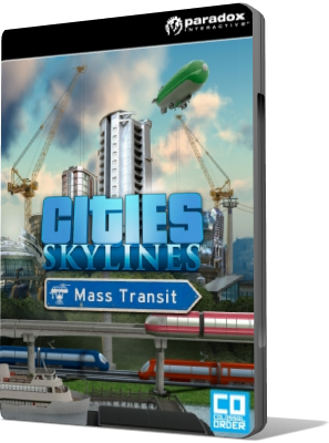 Cities Skylines Mass Transit DOWNLOAD PC ENG (2017)