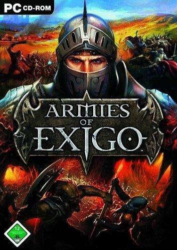 Armies of Exigo Deutsche  Texte Cover
