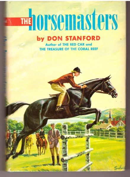 Horsemasters, Don Stanford