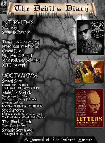 The Devil's Diary XVI: Halloween XLV A.S.