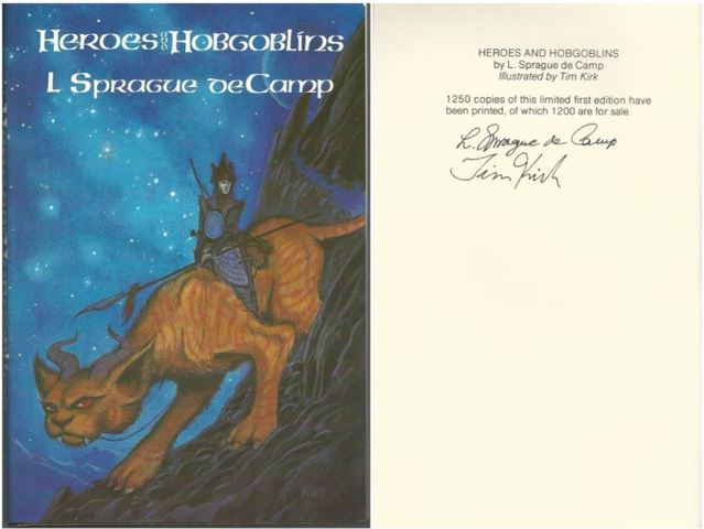 Heroes and Hobgoblins, L. Sprague De Camp