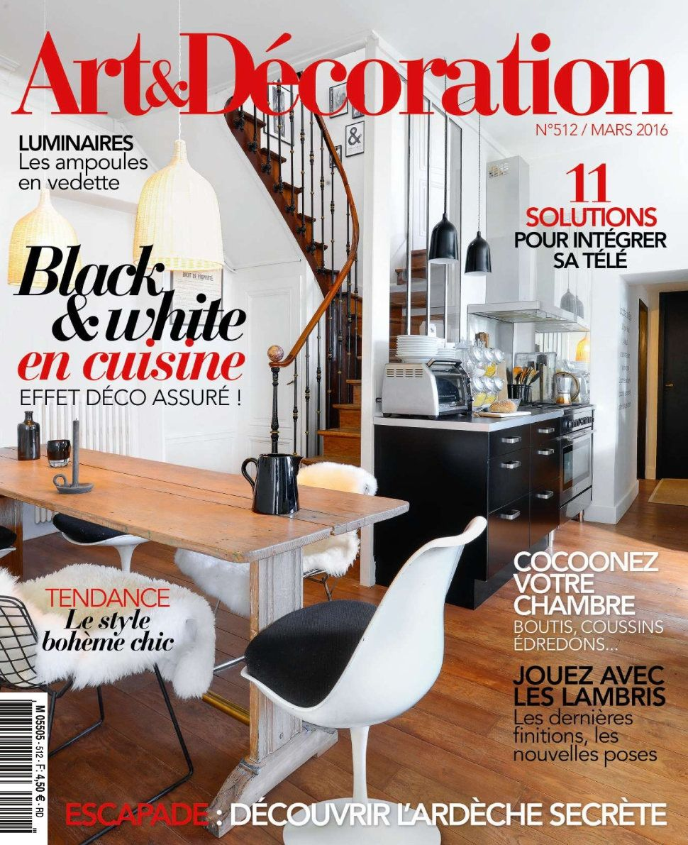 Art & Décoration 512 - Mars 2016