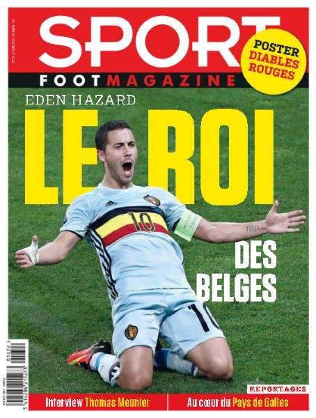 Sport Foot Magazine - 29 Juin 2016