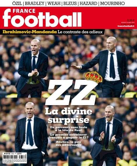 France Football - 24 Mai 2016