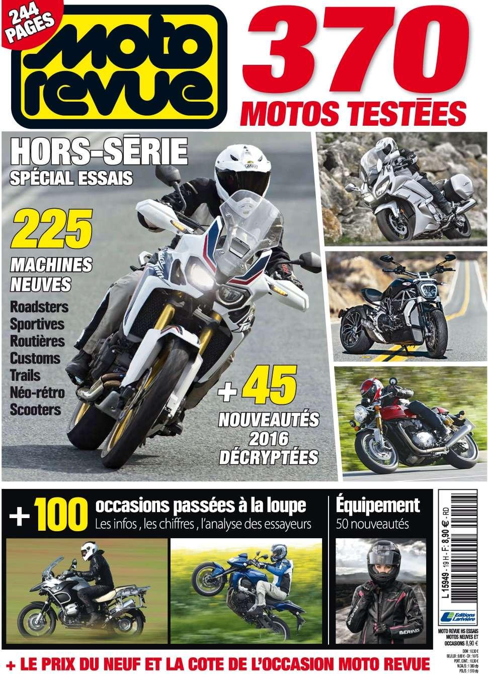 Moto Revue Hors-Série 38 - 2016
