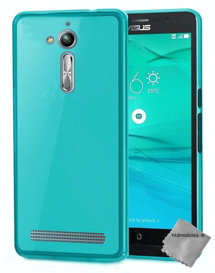 Housse-etui-coque-silicone-gel-pour-Asus-Zenfone-Go-ZB552KL-verre-trempe