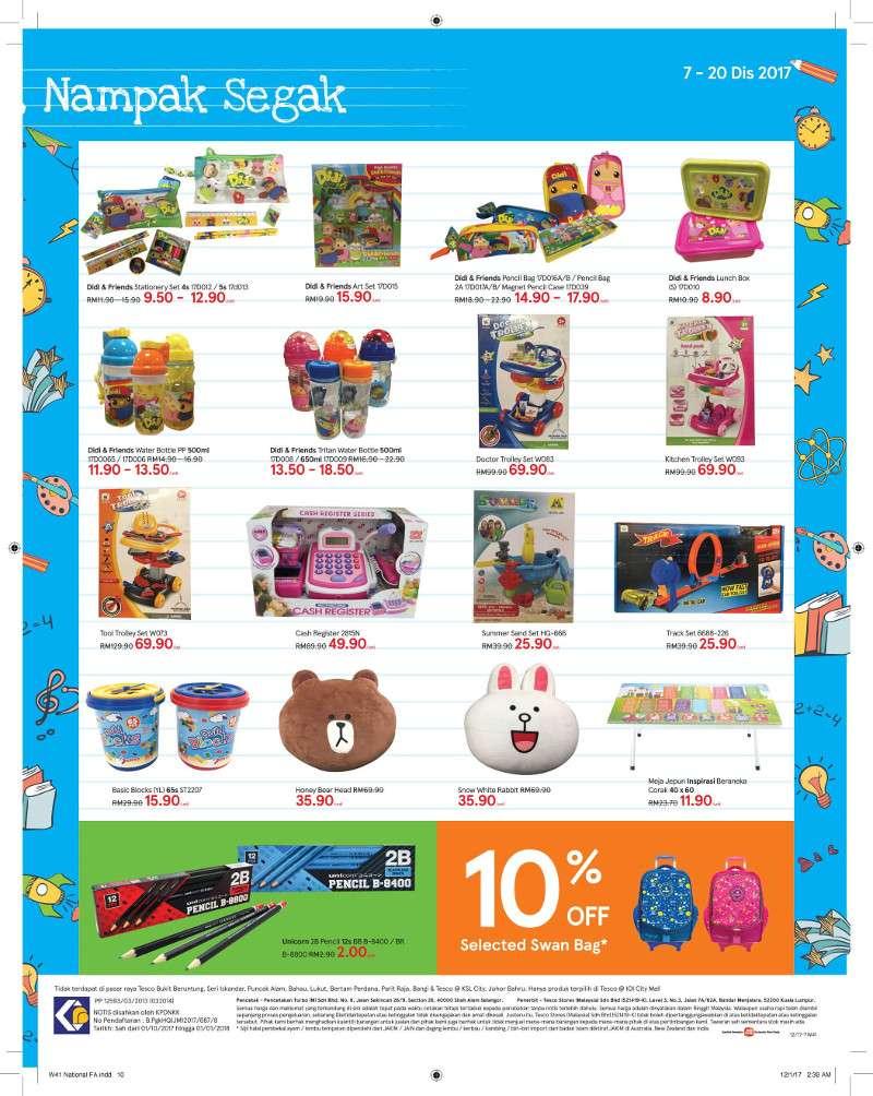 Tesco Malaysia Weekly Catalogue (7 Dec 2017 - 13 Dec 2017)