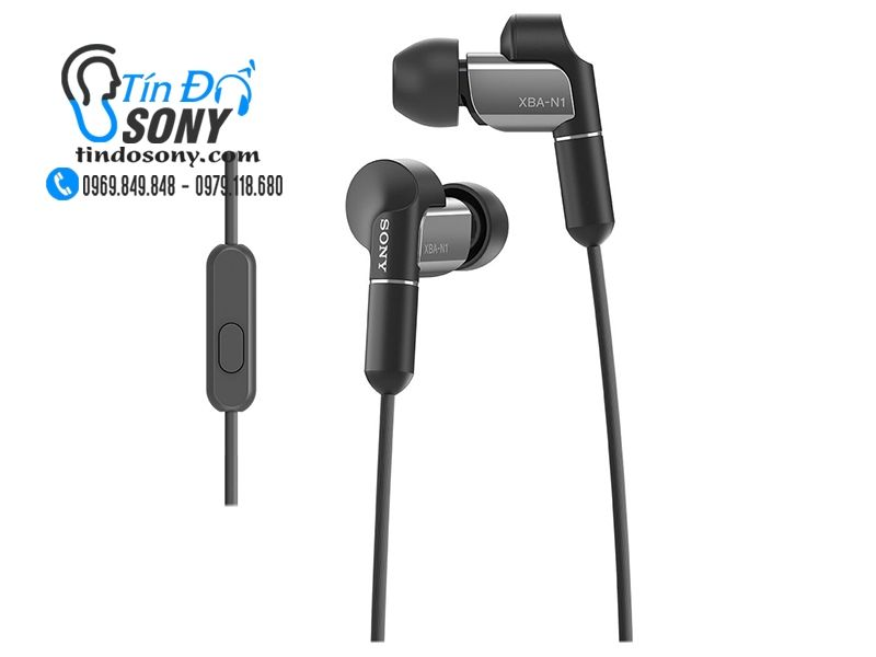 Sony Hi-res XBA-N1AP (New)