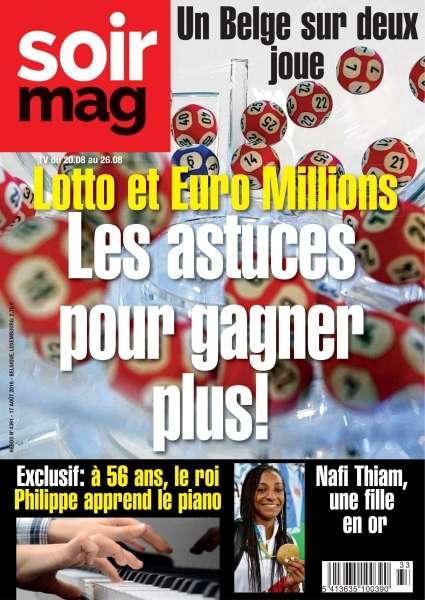 Le Soir Magazine 4391 - 17 Août 2016