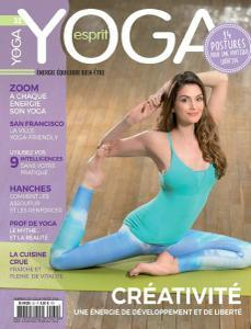 Esprit Yoga - Juillet-Août 2016